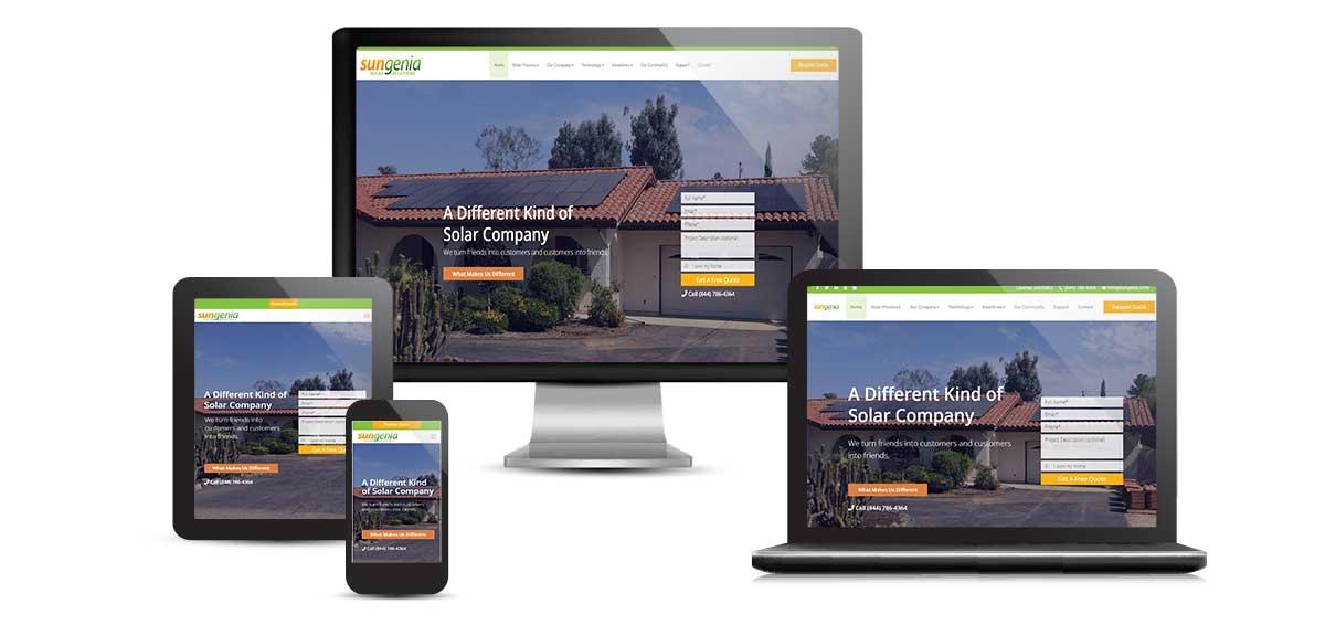 Website Design - KeepItGrowing Marketing Agency