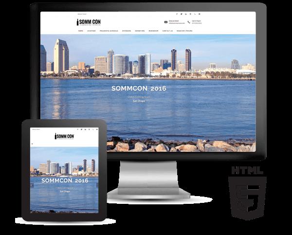 HTML5 CSS3 Website Design & Branding