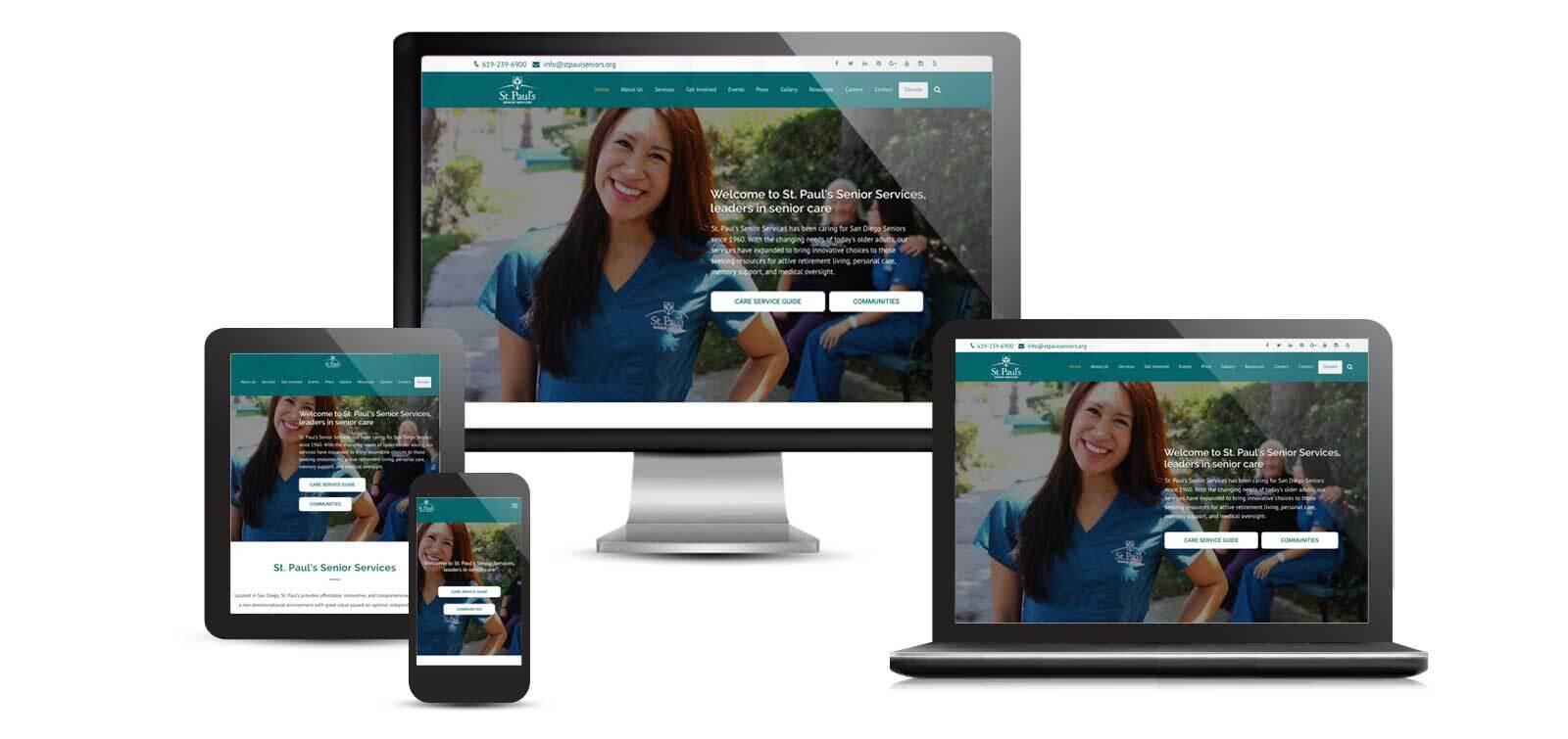 Idea adult design services site web